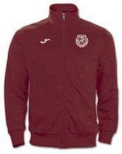Park Celtic FC Joma Combi Poly Tracktop Burgundy/White Youth 2020